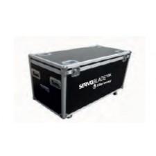 Case transportowy na 2 szt. głów Servo Color 4K